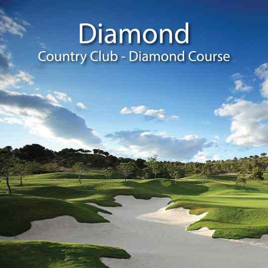 Diamond Country Club - Diamond Course
