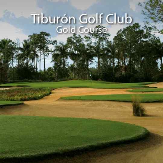 Tiburon Golf Club, Naples, Florida