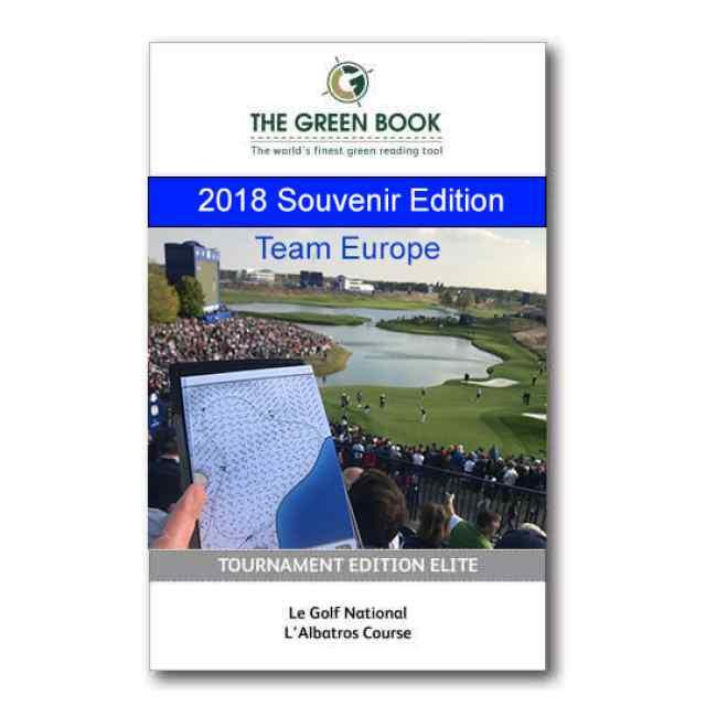 Ryder Cup Souvenir Book