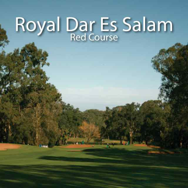 Royal Dar Es Salam - Red Course